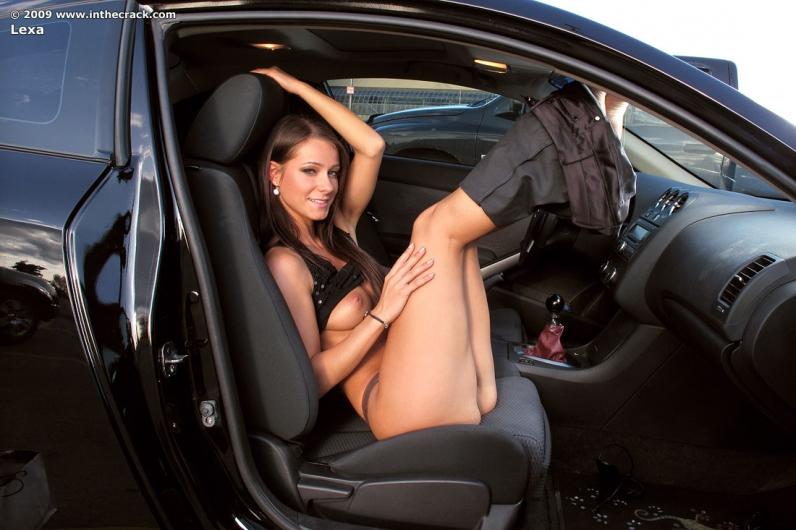 эротика онлайн в авто темно цвета