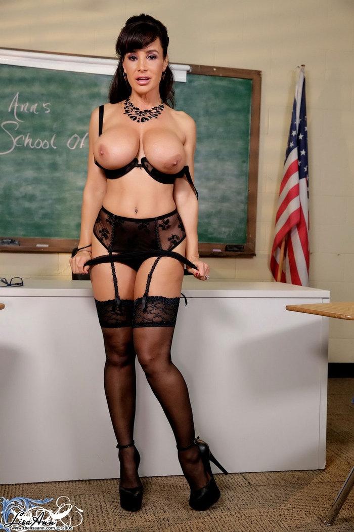 учительница ann lisa фото