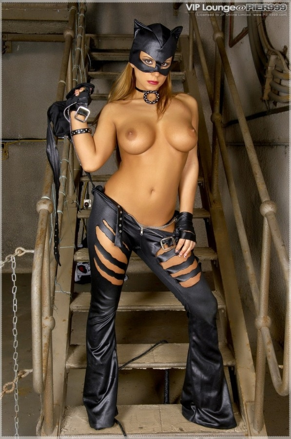 Fetish Dora Catwoman Blondes Wicked Pictures 1