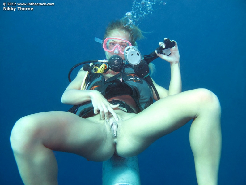 Sexy Diver